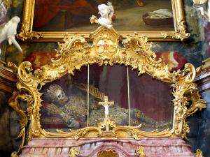 Relics Bones of Saints